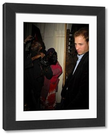 Prince William at Mahiki in London. Harry left at 2.30am but Wills partied on until 4am. - 27 April 2007 FAMOUS PICTURES AND FEATURES AGENCY 13 HARWOOD ROAD LONDON SW6 4QP UNITED KINGDOM tel 0 fax 0 e-mail FAM20335