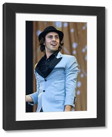 Maximo Park performing live on Day 1 of the Leeds Festival held at Bramham Park in Yorkshire - 28 August 2009 FAMOUS PICTURES AND FEATURES AGENCY 13 HARWOOD ROAD LONDON SW6 4QP UNITED KINGDOM tel 0 fax 0 e-mail  FAM26617