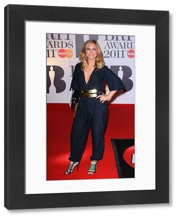 Heidi Range at the 2011 Brit Awards held at the O2 Arena in London - 15 February 2011 FAMOUS PICTURES AND FEATURES AGENCY 13 HARWOOD ROAD LONDON SW6 4QP UNITED KINGDOM tel 0 fax 0 e-mail  FAM40601
