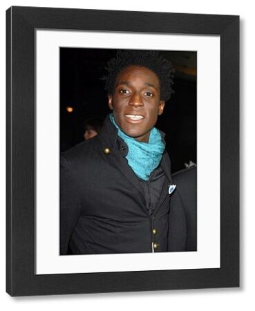 Andy Akinwolere at the British Academy Children's Awards 2007 in London - 25 November 2007 FAMOUS PICTURES AND FEATURES AGENCY 13 HARWOOD ROAD LONDON SW6 4QP UNITED KINGDOM tel 0 fax 0 e-mail  FAM21956