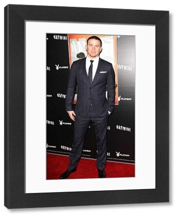Channing Tatum at the premiere of 'Haywire' at the Directors Guild in Los Angeles, California - 05 January 2012 FAMOUS PICTURES AND FEATURES AGENCY  13 HARWOOD ROAD LONDON SW6 4QP  UNITED KINGDOM  tel 0  fax 0  e-mail    FAM43610