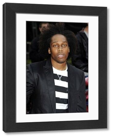 Lemar at the gala premiere of 'The Amazing Spider-Man' in London - 18 June 12 FAMOUS PICTURES AND FEATURES AGENCY 13 HARWOOD ROAD LONDON SW6 4QP UNITED KINGDOM tel 0 fax 0 e-mail  FAM45361