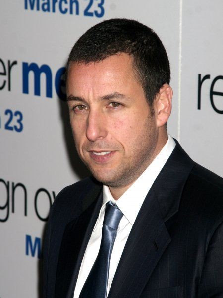 Adam Sandler at the premiere of Reign Over Me in New York City - 20 March 2007 FAMOUS PICTURES AND FEATURES AGENCY 13 HARWOOD ROAD LONDON SW6 4QP UNITED KINGDOM tel 0 fax 0 e-mail FAM19848