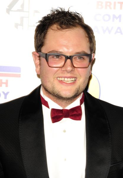 Alan Carr at the British Comedy Awards at Fountain Studios in London - 16 December 2011   13 HARWOOD ROAD LONDON SW6 4QP UNITED KINGDOM FAM43543