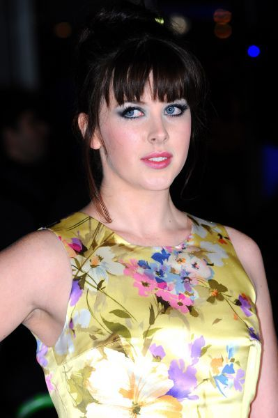 Alexandra Roach at the premiere of 'The Iron Lady' at the BFI Southbank in London - 04 January 2012 FAM43593