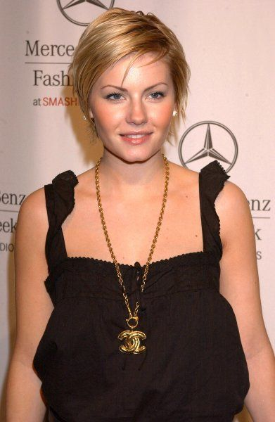 Ali Larter at Day 2 of Mercedes Benz Los Angeles Fashion Week held at Smashbox Studios in Los Angeles - 19 March 2007 FAM19842