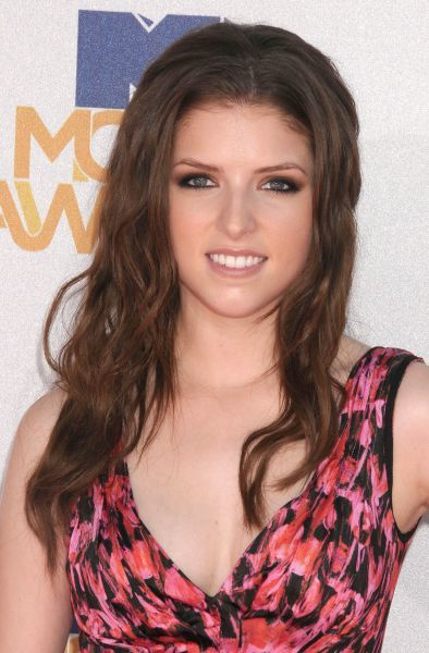 Anna Kendrick at the 2010 MTV Movie Awards in Los Angeles - 06 June 2010  FAM38738