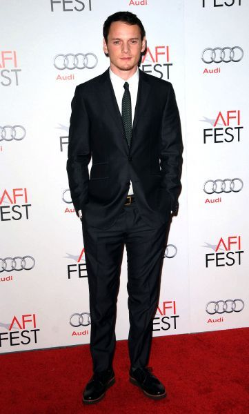 Anton Yelchin at the LA Times Young Hollywood Roundtable during the AFI FEST 2011 at Mann's Chinese Theatre in Los Angeles, California - 04 November 2011  FAM43080