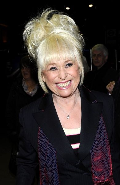Barbara Windsor at the Midnight Tango celebrity gala show at the Aldwych Theatre in London - 06 March 2012 FAM44158
