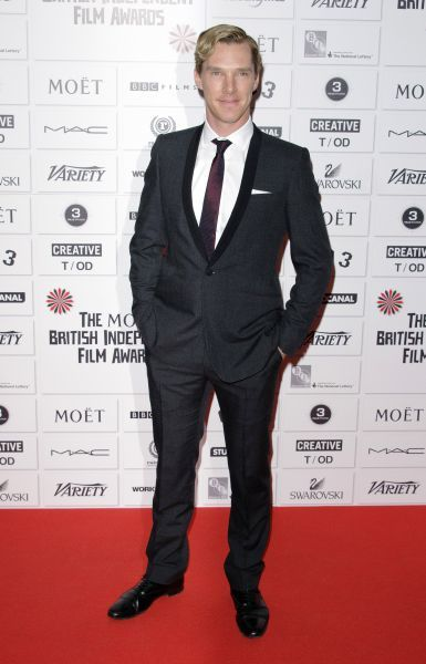 Benedict Cumberbatch at the Moet British Independent Film Awards held at the Old Billingsgate Market in London - 04 December 2011 FAMOUS PICTURES AND FEATURES AGENCY 13 HARWOOD ROAD LONDON SW6 4QP UNITED KINGDOM tel 0 fax 0 e-mail  FAM43412
