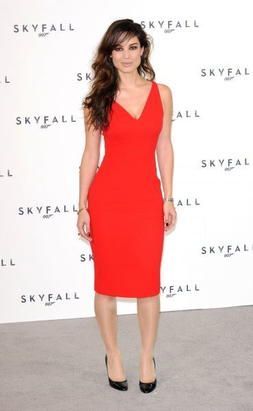Berenice Marlohe at the launch of 'Skyfall', the 23rd James Bond movie in London - 03 November 2011 FAM43056