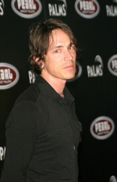 Brandon Boyd of Incubus at the grand opening of The Pearl at The Palms, Las Vegas - 21 April 2007 FAM20095