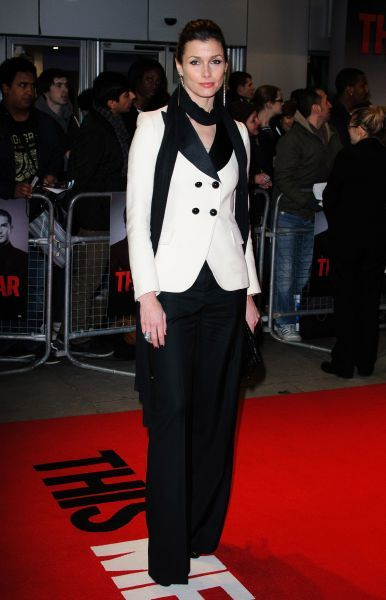 Bridget Moynahan at the premiere of 'This Means War' in London - 30 January 2012 FAMOUS PICTURES AND FEATURES AGENCY 13 HARWOOD ROAD LONDON SW6 4QP UNITED KINGDOM tel 0 fax 0 e-mail  FAM43796