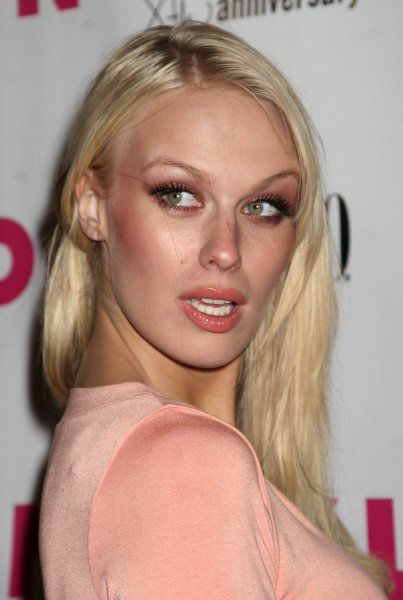 CariDee English at Nylon Magazine's 8th Anniversary Celebration (hosted by Christina Aguilera) at Hotel Gansevoort in New York City - 21 March 2007 FAMOUS PICTURES AND FEATURES AGENCY 13 HARWOOD ROAD LONDON SW6 4QP UNITED KINGDOM tel 0 fax 0