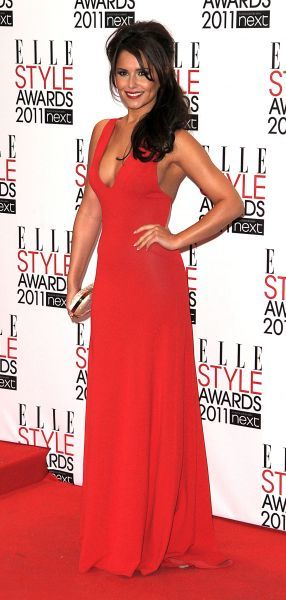 Cheryl Cole at the 2011 ELLE Style Awards at the Grand Connaught Rooms in London - 14 February 2011
