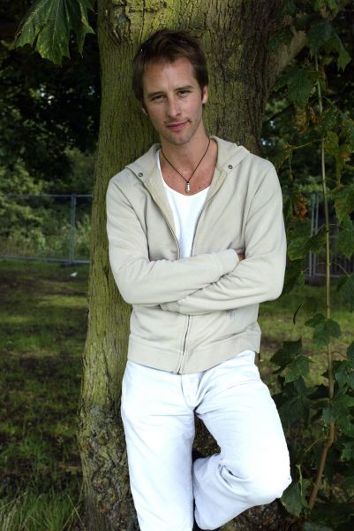 Chesney Hawkes before he goes on stage to peform at the Havering Show, Essex - 28 August 2006 FAMOUS PICTURES AND FEATURES AGENCY 13 HARWOOD ROAD LONDON SW6 4QP UNITED KINGDOM tel 0 fax 0 e-mail  FAM18339