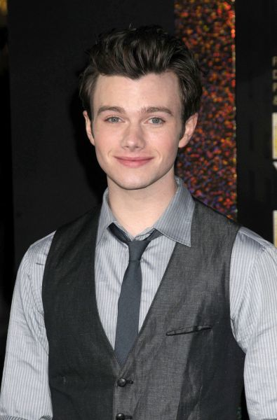Chris Colfer at the World premiere of 'New Year's Eve' held at Grauman's Chinese Theater in Hollywood, Los Angeles - 05 December 2011 FAM43434