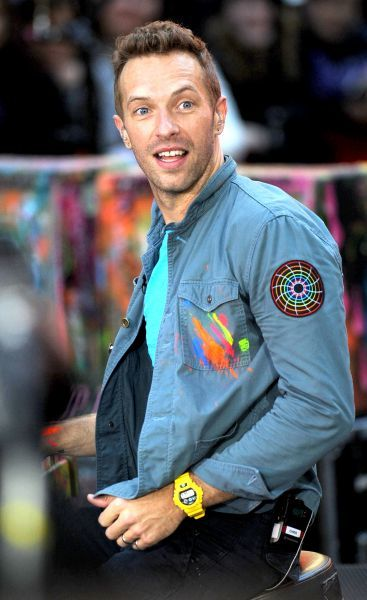 Coldplay performs on NBC's 'Today' Show at Rockefeller Center in New York City - 21 October 2011  FAMOUS PICTURES AND FEATURES AGENCY 13 HARWOOD ROAD LONDON SW6 4QP UNITED KINGDOM tel 0 fax 0 e-mail  FAM42898