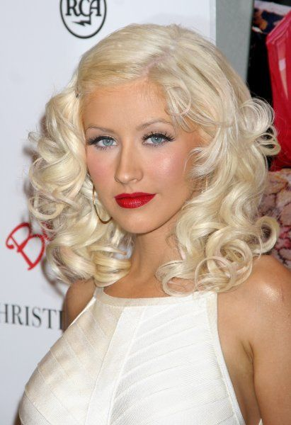 Christina Aguilera arriving at the release party for her new album 'Back to Basics' at the Marquee in New York City - 15 August 2006 FAMOUS PICTURES AND FEATURES AGENCY 13 HARWOOD ROAD LONDON SW6 4QP UNITED KINGDOM tel 0 fax 0 e-mail FAM18238