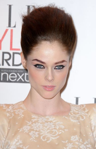 Coco Rocha at the 2011 ELLE Style Awards at the Grand Connaught Rooms in London - 14 February 2011 FAM40594