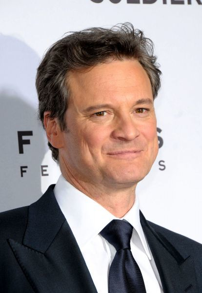 Colin Firth at the premiere of 'Tinker Tailor Soldier Spy' held at the Arclight Cinema in Los Angeles - 06 December 2011 FAMOUS  PICTURES AND FEATURES AGENCY  13 HARWOOD ROAD LONDON SW6 4QP  UNITED KINGDOM  FAM43445