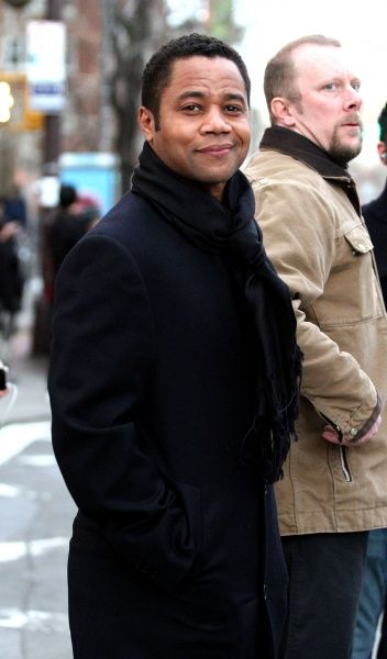 Cuba Gooding Jr out and about in Soho, New York City - 09 March 2012 FAMOUS PICTURES AND FEATURES AGENCY 13 HARWOOD ROAD LONDON SW6 4QP UNITED KINGDOM tel 0 fax 0 e-mail  FAM44203