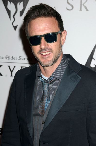 David Arquette at the Skyrim video game launch held at the Belasco Theater in Los Angeles - 08 November 2011 FAMOUS  PICTURES AND FEATURES AGENCY  13 HARWOOD ROAD LONDON SW6 4QP  UNITED KINGDOM  tel 0  fax 0  e-mail    FAM19397