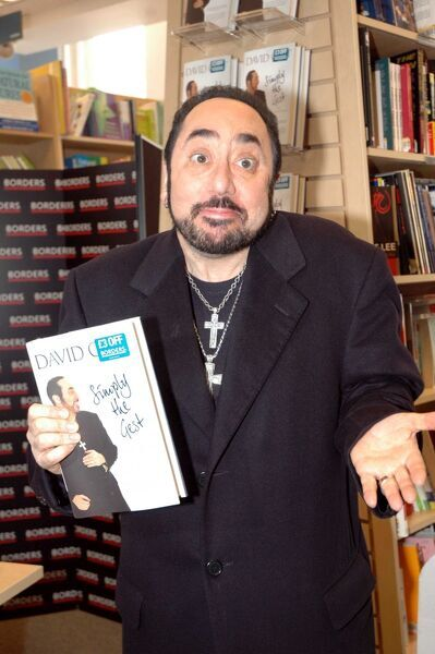 "David Gest at a signing of his new book, ""Simply The Gest"" at Waterstones in Edinburgh - 19 April 2007 FAMOUS PICTURES AND FEATURES AGENCY 13 HARWOOD ROAD LONDON SW6 4QP UNITED KINGDOM tel +44 (0) 20 7731 9333 fax +44 (0) 20 7731 9330"
