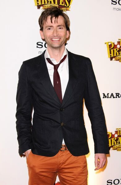 David Tennant at the premiere of 'The Pirates! In an Adventure with Scientists!' in London - 21 March 2012 FAMOUS PICTURES AND FEATURES AGENCY 13 HARWOOD ROAD LONDON SW6 4QP UNITED KINGDOM tel 0 fax 0 e-mail  FAM44321
