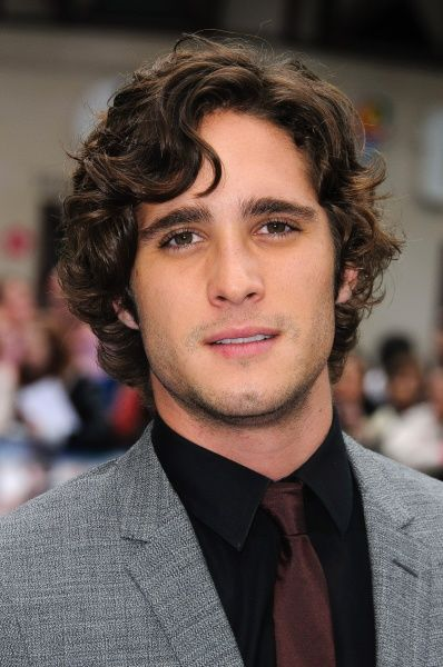 Diego Boneta at the premiere of 'Rock of Ages' held at the Odeon Leicester Square in London - 10 June 2012 FAM45278