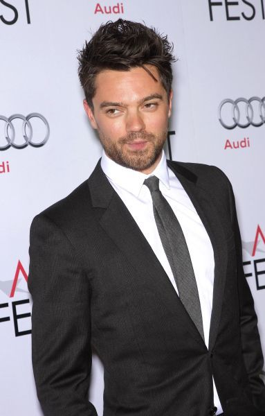 Dominic Cooper at the screening of 'My Week With Marilyn' at Mann's Chinese Theater during AFI Fest in Hollywood, Los Angeles - 06 November 2011 FAM43131