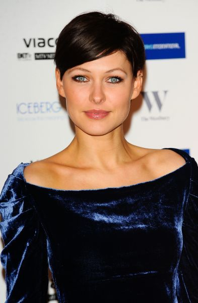 Emma Willis at the MTV Staying Alive Foundation dinner to celebrate the achievements of Bill Roedy, Chairman and Chief Executive of MTV Networks International at the Westbury Hotel in London - 27 January 2011 FAMOUS PICTURES AND FEATURES AGENCY