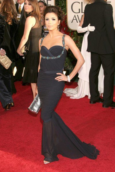 Eva Longoria at the 64th Golden Globe Awards held at the Beverly Hilton Hotel in Los Angeles - 15 January 2007 FAMOUS PICTURES AND FEATURES AGENCY 13 HARWOOD ROAD LONDON SW6 4QP UNITED KINGDOM tel +44 (0) 20 7731 9333 fax +44 (0) 20 7731 9330