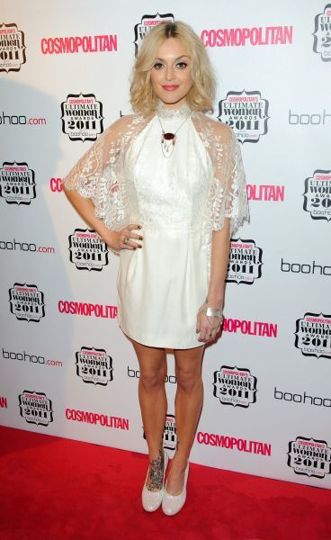 Fearne Cotton at the Cosmopolitan Ultimate Women Of The Year Awards in