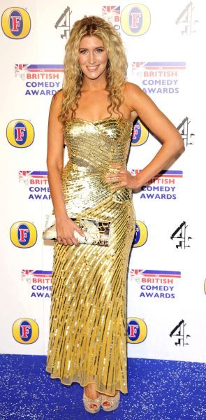 Francesca Hull at the British Comedy Awards at Fountain Studios in London - 16 December 2011  13 HARWOOD ROAD LONDON SW6 4QP UNITED KINGDOM  FAM43543