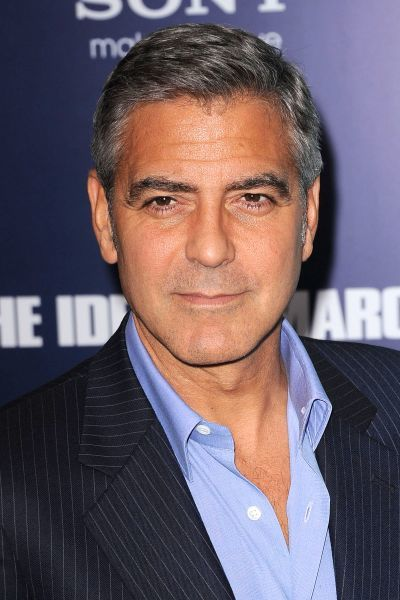 George Clooney at the premiere of 'The Ides Of March' in New York City - 05 October 2011  FAMOUS PICTURES AND FEATURES AGENCY 13 HARWOOD ROAD LONDON SW6 4QP UNITED KINGDOM tel 0 fax 0 e-mail FAM42702