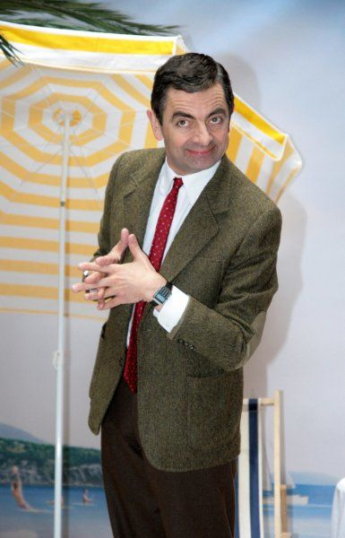 Rowan Atkinson at a photocall for Mr Bean's Holiday at the Hotel Adlon in Berlin - 22 March 2007 FAMOUS PICTURES AND FEATURES AGENCY 13 HARWOOD ROAD LONDON SW6 4QP UNITED KINGDOM tel +44 (0) 20 7731 9333 fax +44 (0) 20 7731 9330 e-mail info@famous