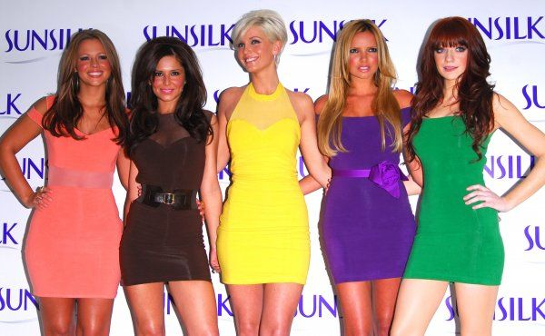 Girls Aloud celebrate signing a multi million pound deal with Sunsilk at 24 London in London - 12 April 2007 FAMOUS PICTURES AND FEATURES AGENCY 13 HARWOOD ROAD LONDON SW6 4QP UNITED KINGDOM tel 0 fax 0 e-mail FAM20030
