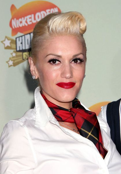 Gwen Stefani at the 20th Nickelodeon Kids Choice Awards held at Pauley Pavilion on the UCLA Campus in Los Angeles - 31 March 2007 FAM19954