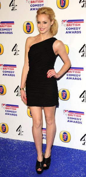Hannah Tointon at the British Comedy Awards at Fountain Studios in London - 16 December 2011 FAMOUS PICTURES AND FEATURES AGENCY 13 HARWOOD ROAD LONDON SW6 4QP UNITED KINGDOM tel 0 fax 0 e-mail  FAM43543