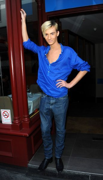 Harry Derbidge at the party to launch Sam Faiers' new column in Star Magazine at Zenna Bar in London - 09 August 2011