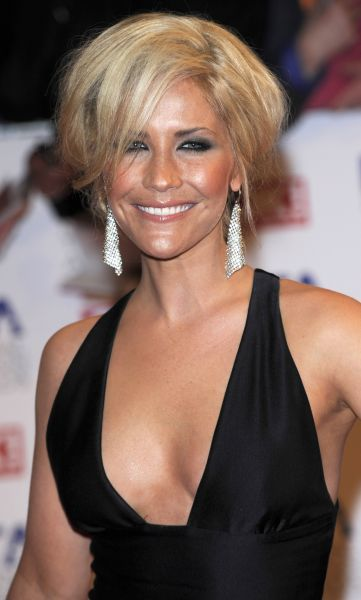 Heidi Range of Sugababes at the National Television Awards in London - 20 January 2010 FAMOUS PICTURES AND FEATURES AGENCY 13 HARWOOD ROAD LONDON SW6 4QP UNITED KINGDOM tel 0 fax 0 e-mail  FAM27655