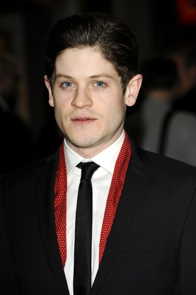 Iwan Rheon at the UK film premiere of 'Wild Bill' held at Cineworld Haymarket in London - 20 March 2012 FAM44309