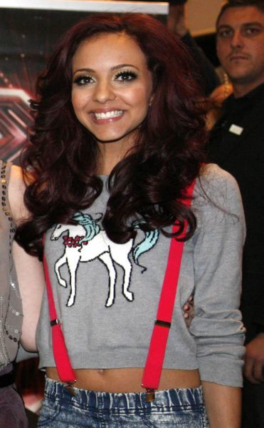 Jade of Little Mix at a signing at Liberty Shopping Centre in Essex - 05 December 2011 FAM43424