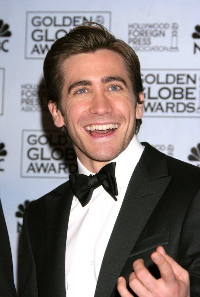 Jake Gyllenhaal in the press room of the Hollywood Foreign Press Association's Golden Globe Awards at the Hotel Beverly Hilton, Hollywood - 15 January 2007 FAMOUS PICTURES AND FEATURES AGENCY 13 HARWOOD ROAD LONDON SW6 4QP UNITED KINGDOM tel +44