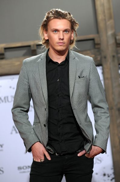 Jamie Campbell Bower at the premiere of 'Anonymous' in Berlin - 30 October 2011 FAMOUS  PICTURES AND FEATURES AGENCY  13 HARWOOD ROAD LONDON SW6 4QP  UNITED KINGDOM  tel 0  fax 0  e-mail    FAM43003