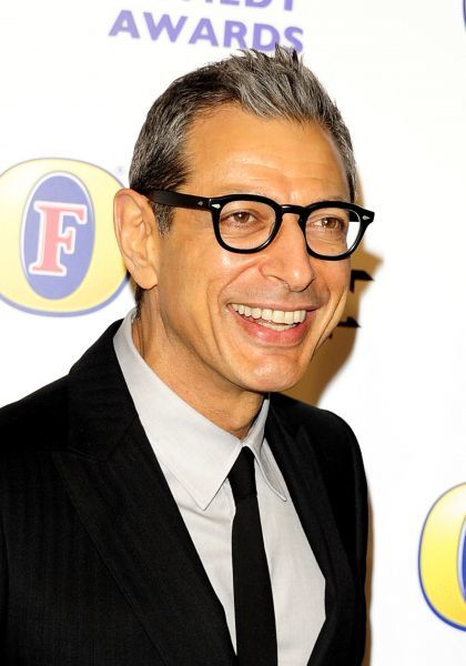 Jeff Goldblum at the British Comedy Awards at Fountain Studios in London - 16 December 2011  13 HARWOOD ROAD LONDON SW6 4QP UNITED KINGDOM  FAM43543