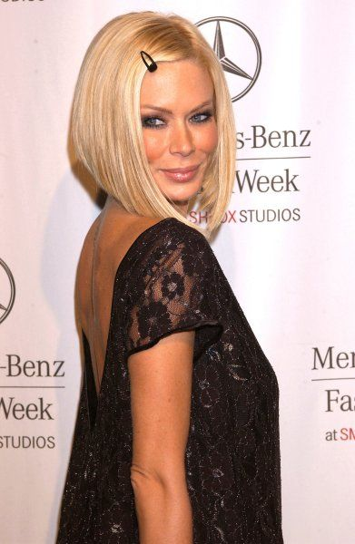 Jenna Jameson at Day 2 of Mercedes Benz Los Angeles Fashion Week held at Smashbox Studios in Los Angeles - 19 March 2007 FAMOUS PICTURES AND FEATURES AGENCY 13 HARWOOD ROAD LONDON SW6 4QP UNITED KINGDOM tel 0 fax 0 e-mail FAM19842