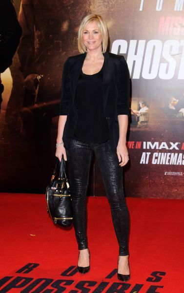 Jenni Falconer at the premiere of 'Mission: Impossible - Ghost Protocol' in London - 13 December 2011 FAMOUS PICTURES AND FEATURES AGENCY 13 HARWOOD ROAD LONDON SW6 4QP UNITED KINGDOM tel 0 fax 0 e-mail  FAM43513