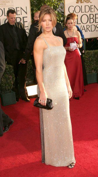 Jessica Biel at the 64th Golden Globe Awards held at the Beverly Hilton Hotel in Los Angeles - 15 January 2007 FAMOUS PICTURES AND FEATURES AGENCY 13 HARWOOD ROAD LONDON SW6 4QP UNITED KINGDOM tel +44 (0) 20 7731 9333 fax +44 (0) 20 7731 9330